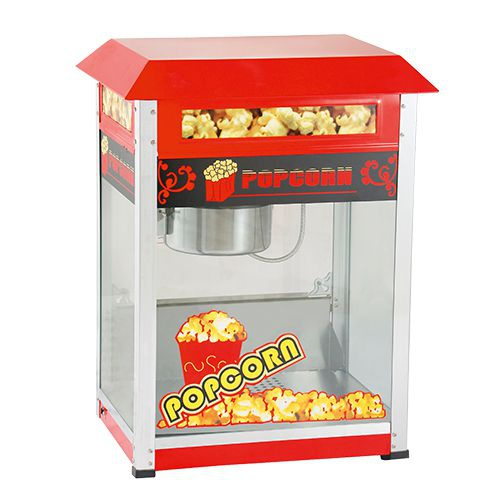 Machine à pop-corn à poser, mono 1,5kW