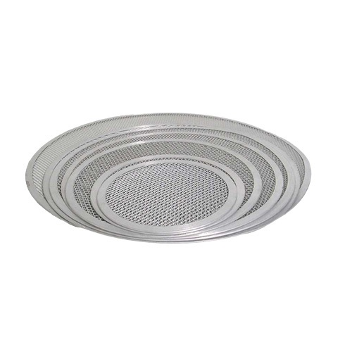 Grille à pizza aluminium diamètre 360 mm